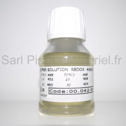 image: Solution Tampon Redox 468mV