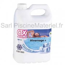 Hivernage + Sans cuivre CTX551 5L
