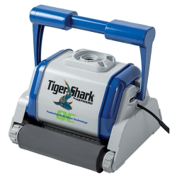 Robot électrique Tiger Shark Quick Clean Mousse