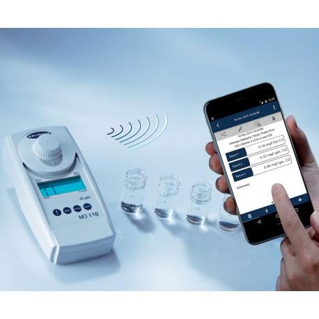 Photomètre Professionnel Pour Piscine Lovibond MD 110 Bluetooth