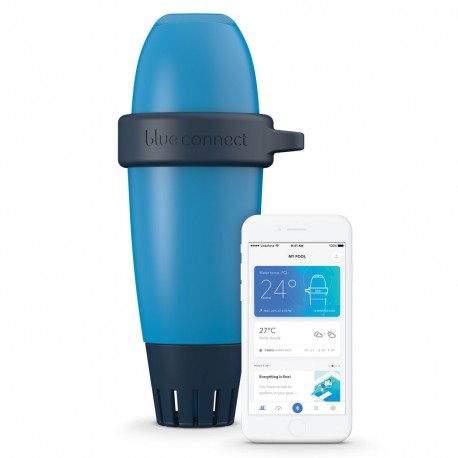 Analyseur Intelligent de Piscine Blue Connect
