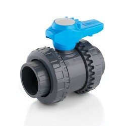Vanne PVC Pression PN16 FIP Easyfit D50 mm - Femelle à coller
