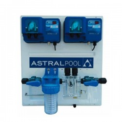 Tableau RX/PH Péristaltique ASTRALPOOL 1.6l/h