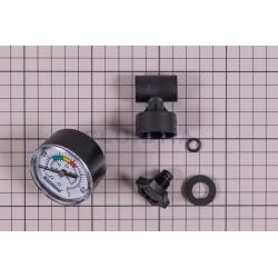 Kit manomètre complet pour filtre Astralpool ASTER, UVE, RAPIDPOOL, nouveau Modèle