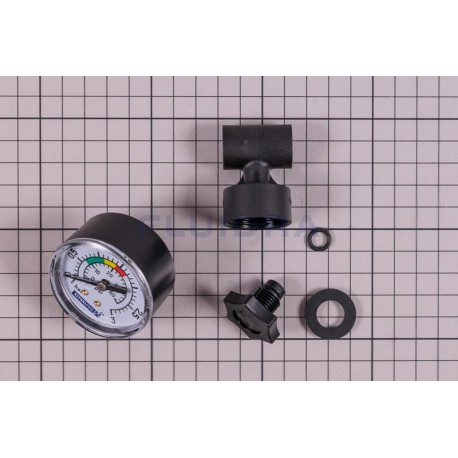 Kit manmètre complet pour filtre Astralpool ASTER, UVE, RAPIDPOOL, nouveau Modèle
