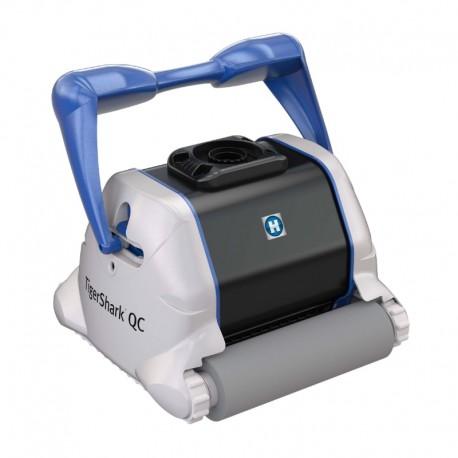 image: Robot électrique Tiger Shark Premium Quick Clean Mousse