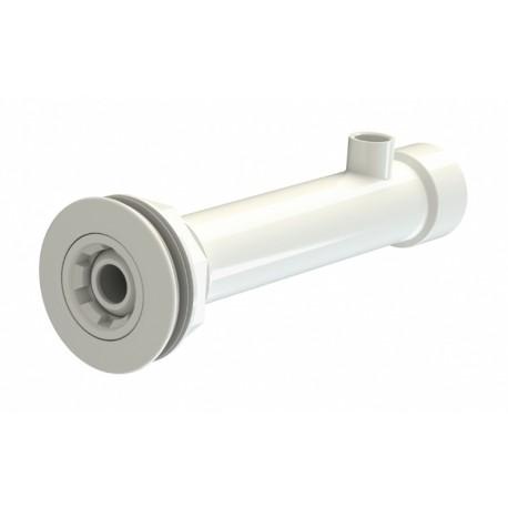 Kit hydromassage pour piscines béton. Longueur de la traversée 280 mm Blanc