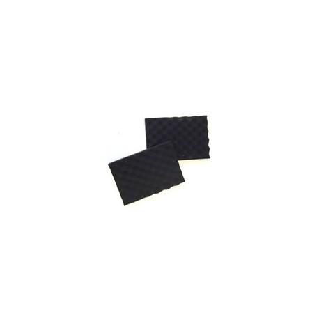 image: Brosse mousse noire Zodiac x2