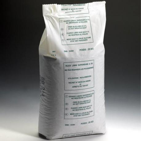 image: Sacs de sable et gravier 250Kg