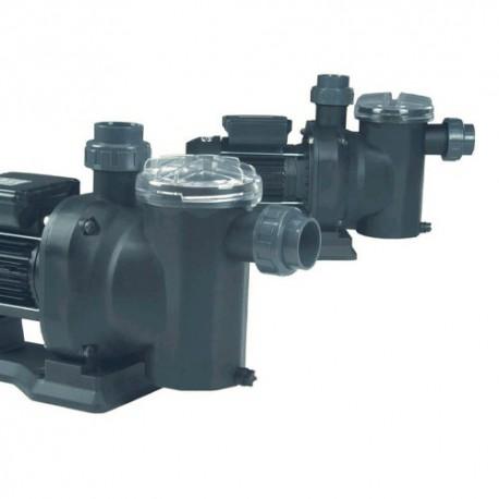 image: Ensemble couvercle et ventillateur de pompe SENA 0.5cv