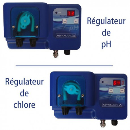 image: Pack Regulateurs Astral Micro pH et Micro Redox