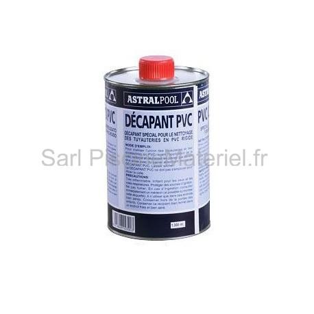 image: Boite de Décapant liquide pour PVC-500ml