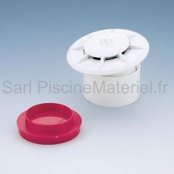 image: Refoulement Piscine Béton à Hydraulicité Inversée Inclinable