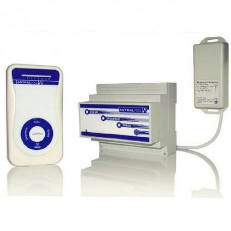 image: Lumiplus: Pack Télécommande + récepteur Modulateur