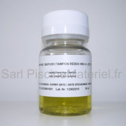 image: Solution Tampon Redox 650mV
