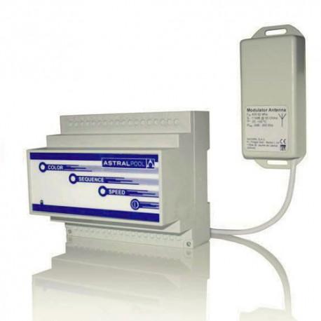 image: Lumiplus, Récepteur-Modulateur