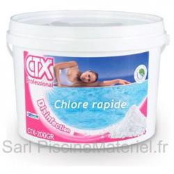 Chlore Choc CTX200 GR - granulés - 5kg