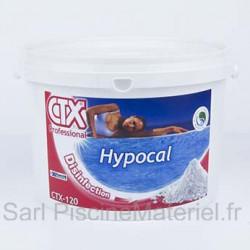 image: Hypochlorite de Calcium CTX120 - granulés - 5kg