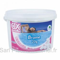 image: Brome pour Piscine CTX130 - Pastille 20Gr - 5kg