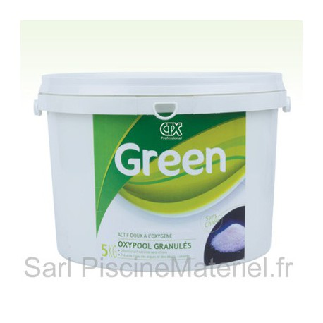 image: Oxygène Actif Piscine Oxypool CTX GREEN - Granulés - 5kg