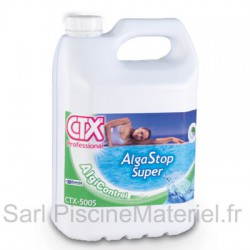 Anti Algues Piscine Alga Stop Super CTX500S - Bidon 5L