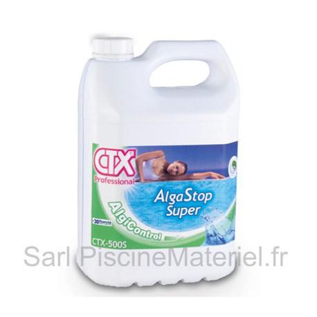 image: Anti Algues Piscine Alga Stop Super CTX500S - Bidon 5L