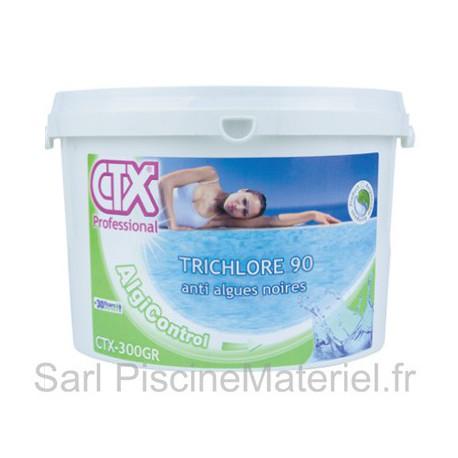image: Anti Algues Noires Piscine AlgaCar CTX300GR - Granulés - 5kg