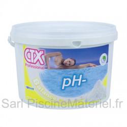 pH Moins Piscine CTX10 - Granulés - 5kg