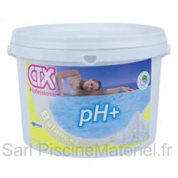 pH Plus Piscine CTX20 - Granulés - 5kg