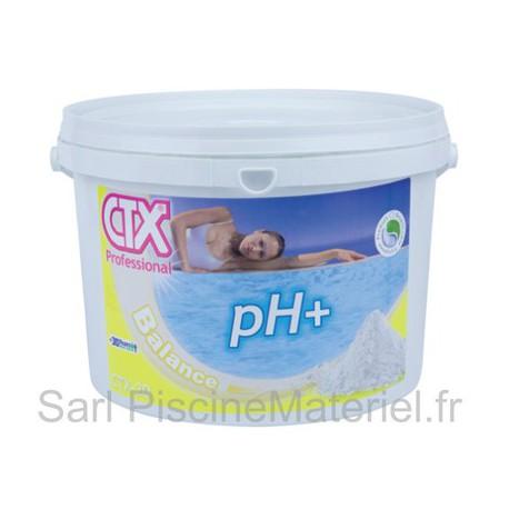 image: pH Plus Piscine CTX20 - Granulés - 5kg