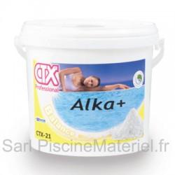 Augmentateur d'Alcalinité Piscine - Alka+ CTX21 - Poudre - 6kg