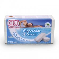 image: Floculant Cartouches pour Piscine CTX43 - Cartouche 125gr - 1kg