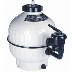 Filtre à Sable CANTABRIC 400 - 6m3/h
