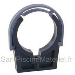 Collier de Fixation avec Clip de Fermeture D63